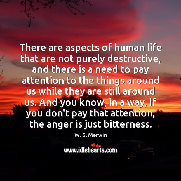 There are aspects of human life that are not purely destructive, and Anger Quotes Image