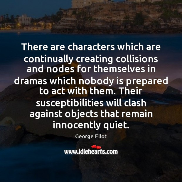There are characters which are continually creating collisions and nodes for themselves Image