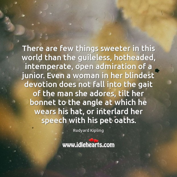Image, There are few things sweeter in this world than the guileless, hotheaded,