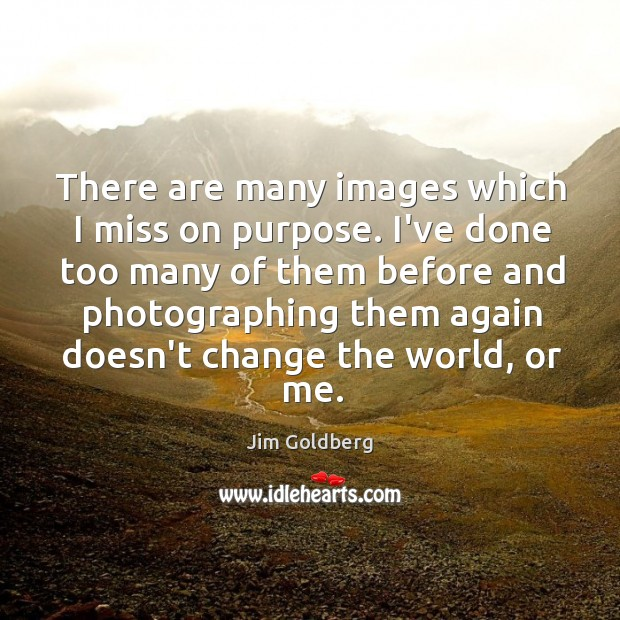 There are many images which I miss on purpose. I've done too Image