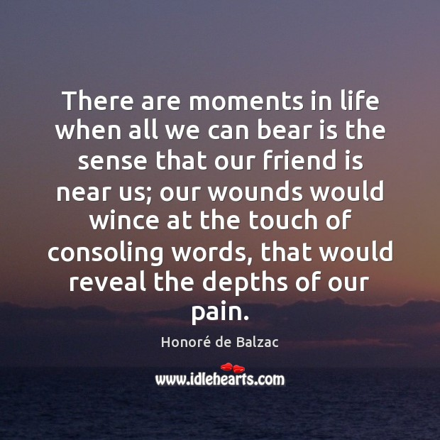 Image about There are moments in life when all we can bear is the