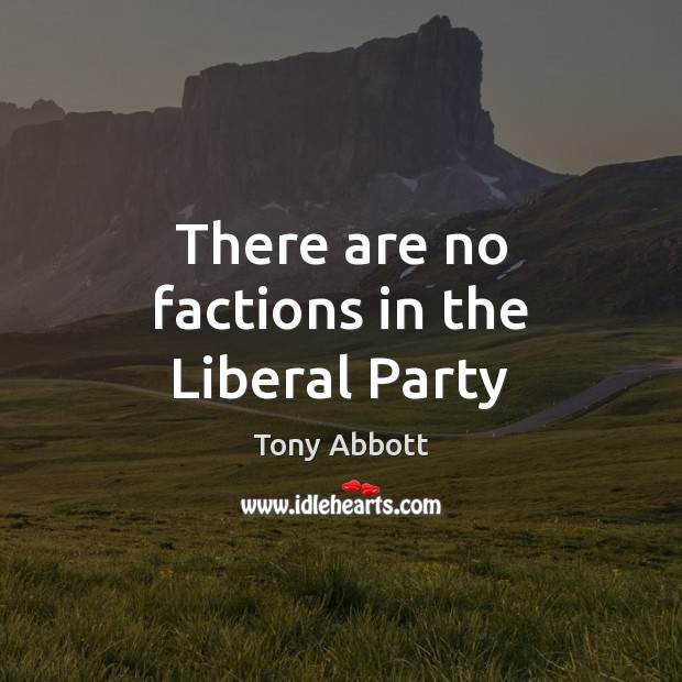 Picture Quote by Tony Abbott