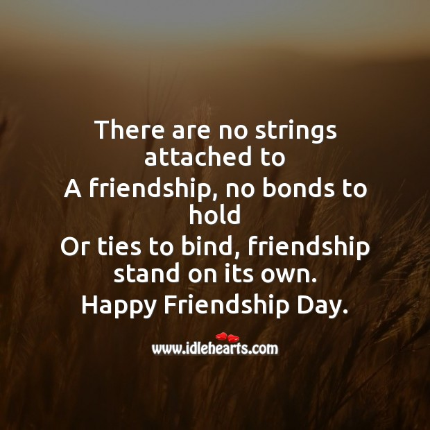 Friendship Day Quotes