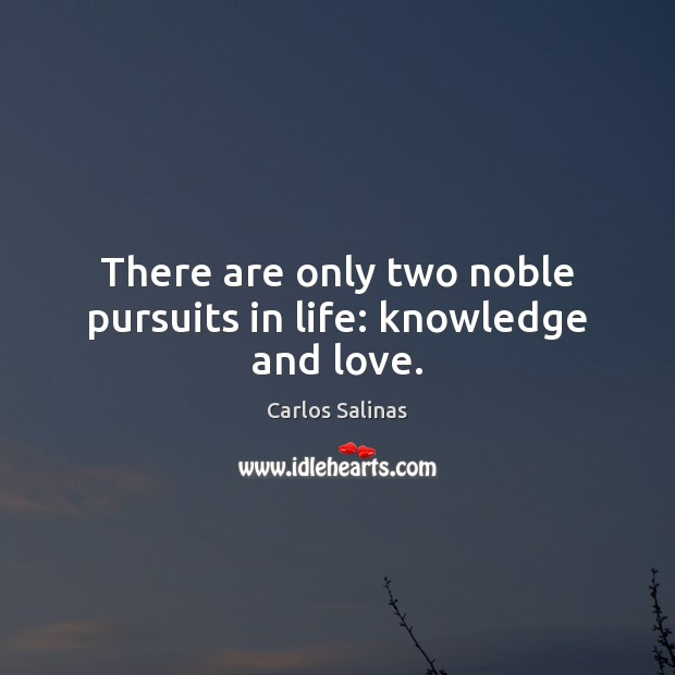 Picture Quote by Carlos Salinas