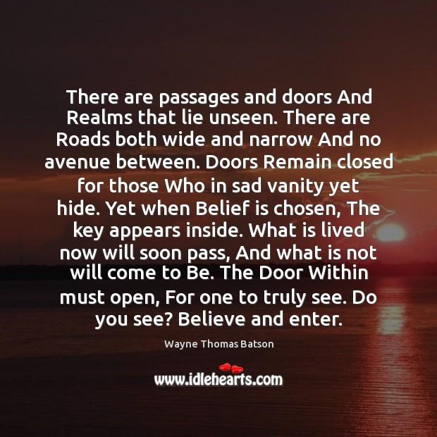Belief Quotes