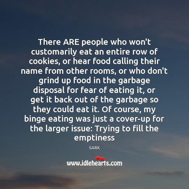 Image, There ARE people who won't customarily eat an entire row of cookies,