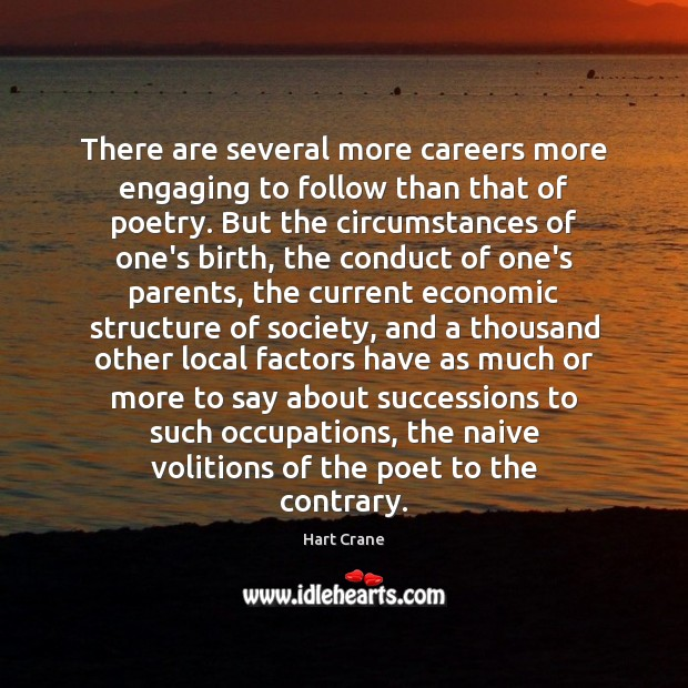 There are several more careers more engaging to follow than that of Image