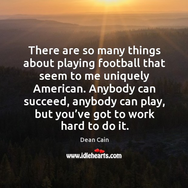 Picture Quote by Dean Cain