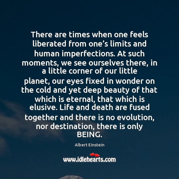 Image, There are times when one feels liberated from one's limits and