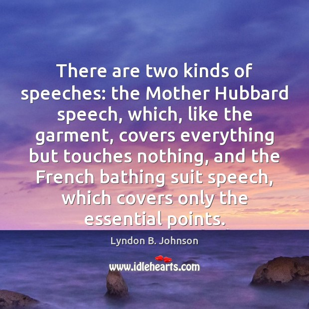 kinds of speeches Public speaking unit 5: chapter 9 handout #1 types of informative speeches what is an informative speech informative speeches present or describe information on various topics, ranging from cooking.