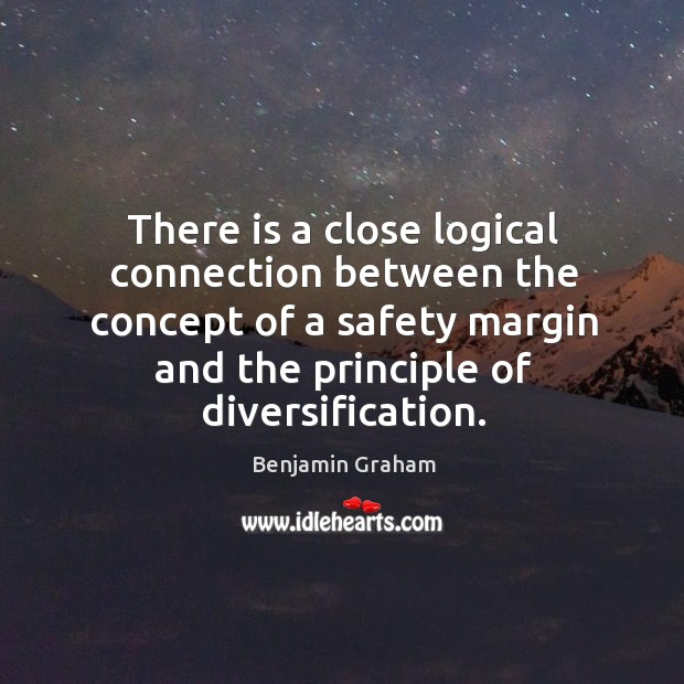 Image, There is a close logical connection between the concept of a safety