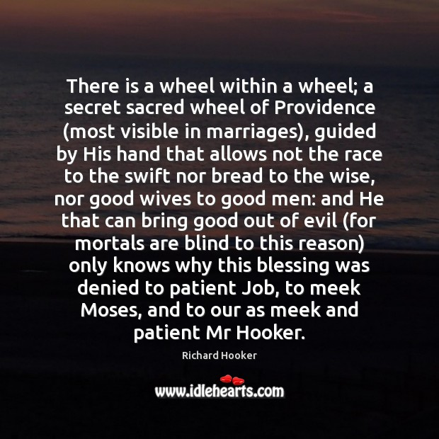 Image, There is a wheel within a wheel; a secret sacred wheel of