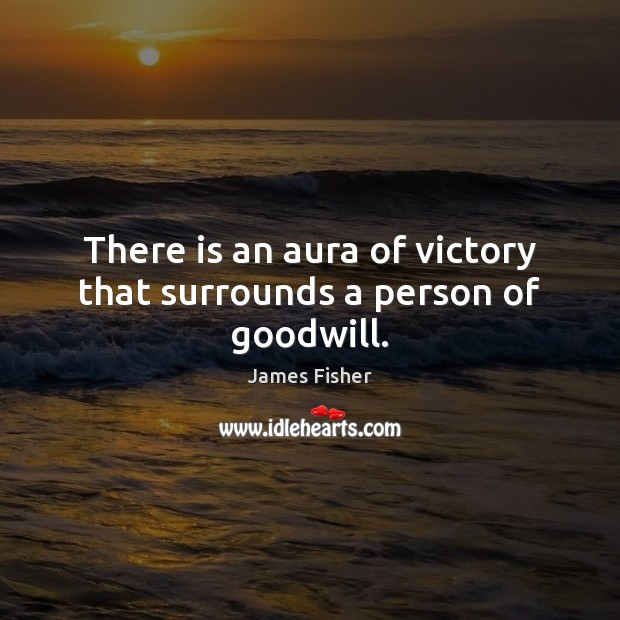 Picture Quote by James Fisher