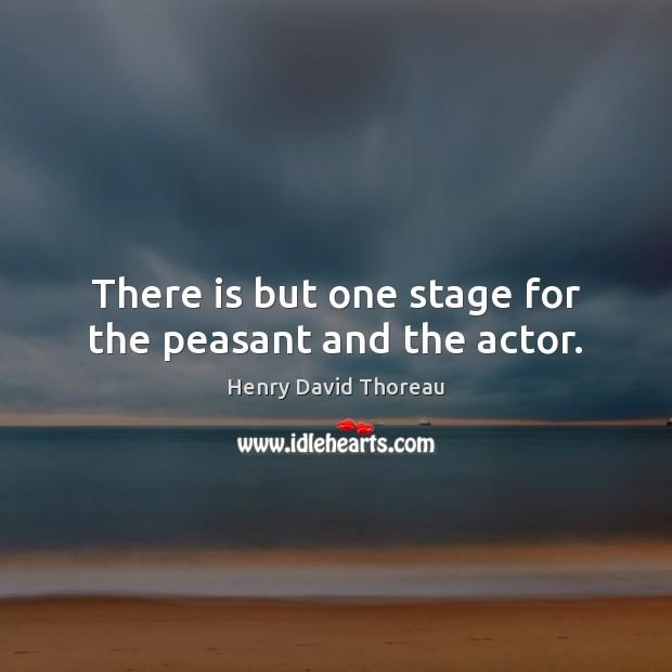 Image, Actor, Actors, Peasant, Peasants, Stage