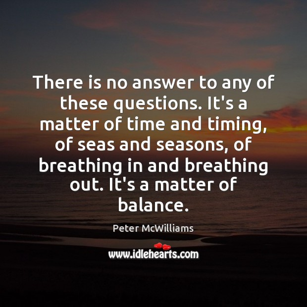 Peter Mcwilliams Quotes Quotations Picture Quotes And Images
