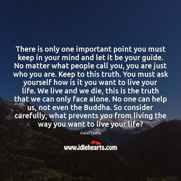 There is only one important point you must keep in your mind Image