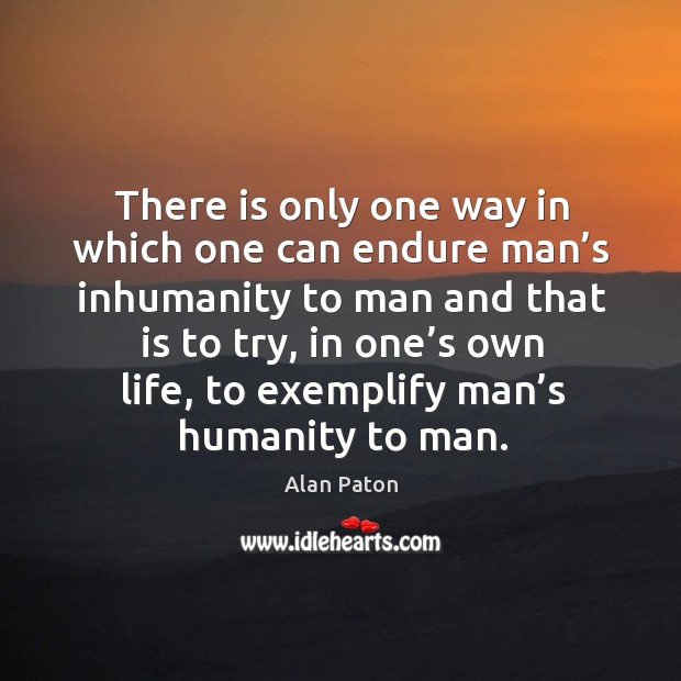mans inhumanity to man a long way gone