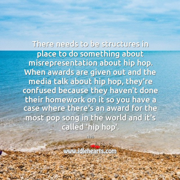 There needs to be structures in place to do something about misrepresentation Image