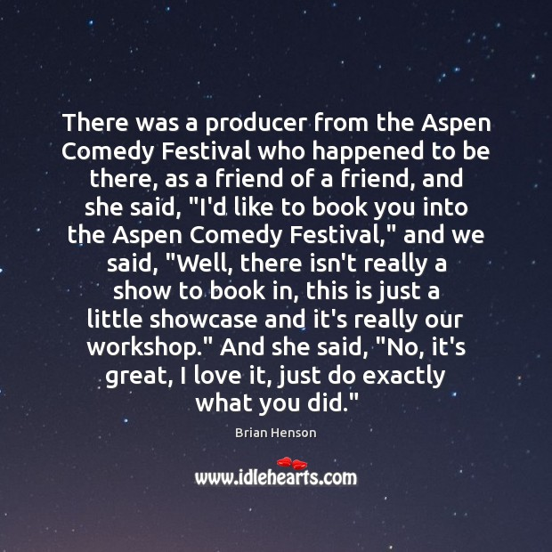 Picture Quote by Brian Henson