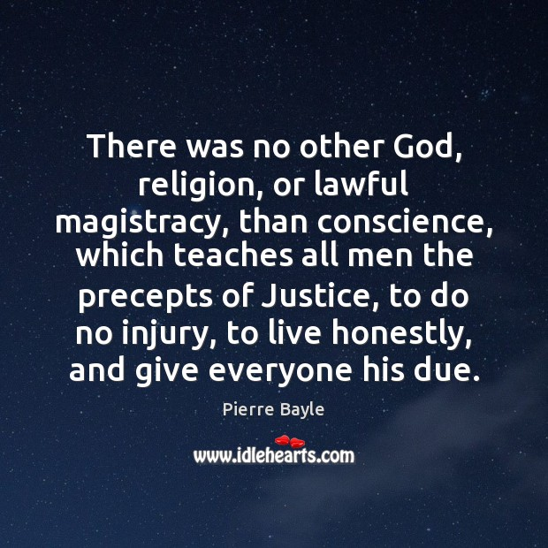 Image, There was no other God, religion, or lawful magistracy, than conscience, which