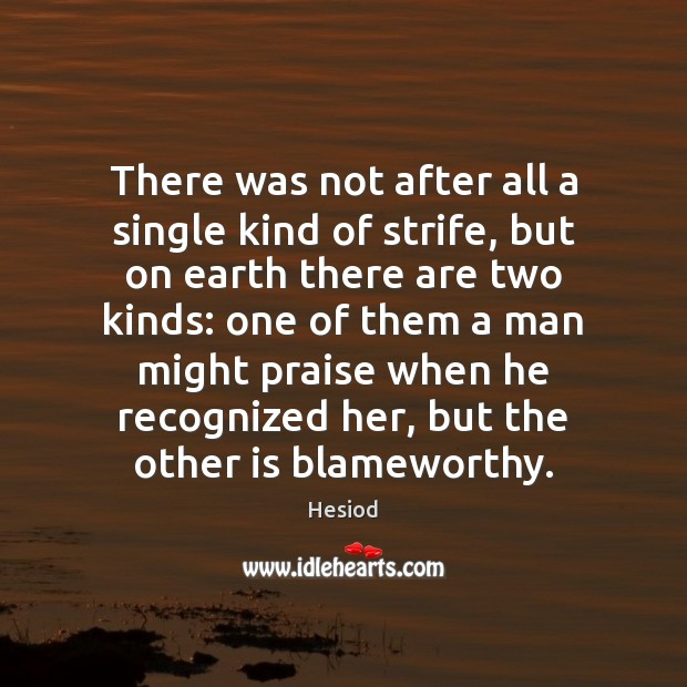 Picture Quote by Hesiod