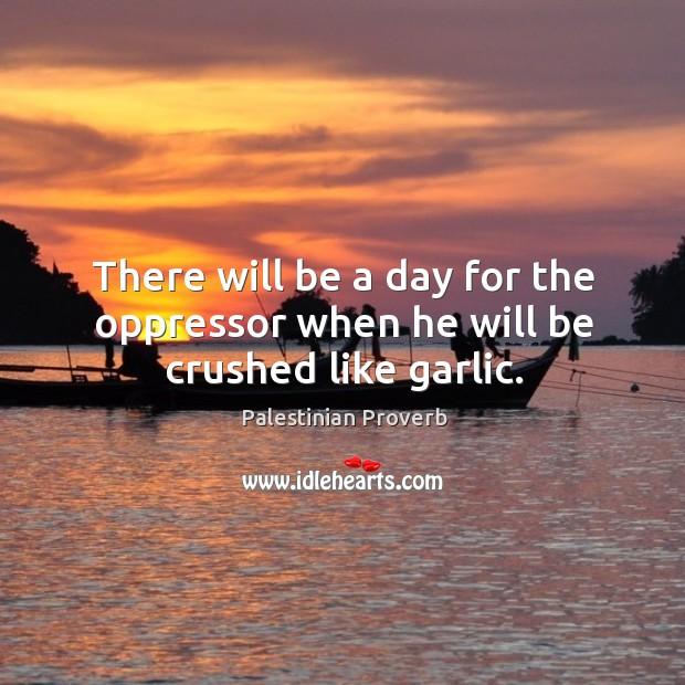 Palestinian Proverbs