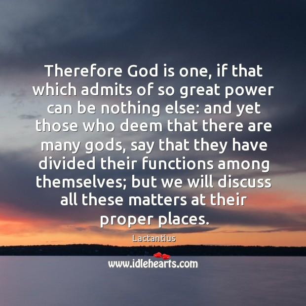 Picture Quote by Lactantius