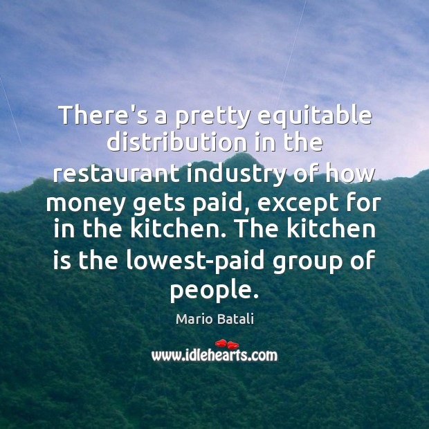 Picture Quote by Mario Batali