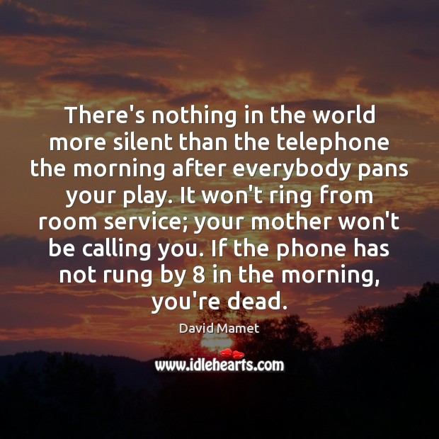 Silent Quotes Image