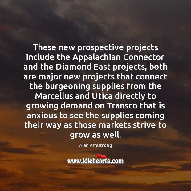 Image, These new prospective projects include the Appalachian Connector and the Diamond East