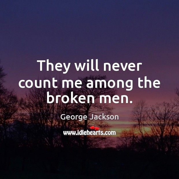 Picture Quote by George Jackson