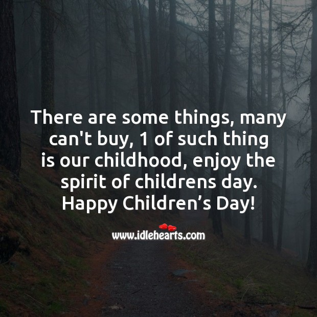 Children's Day Messages
