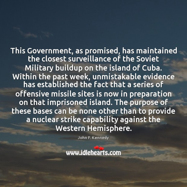 Image, This Government, as promised, has maintained the closest surveillance of the Soviet