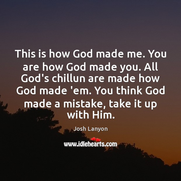 1659298 Caster Semenya Quote God Made Me The Way I Am And I Accept