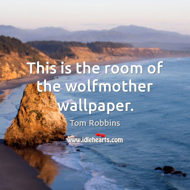 Image, This is the room of the wolfmother wallpaper.