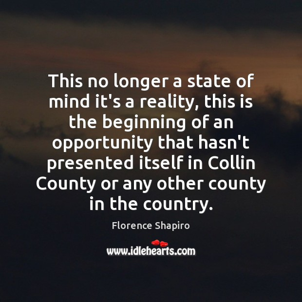 Picture Quote by Florence Shapiro