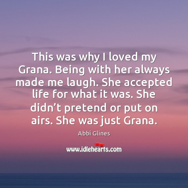 Image, This was why I loved my Grana. Being with her always made