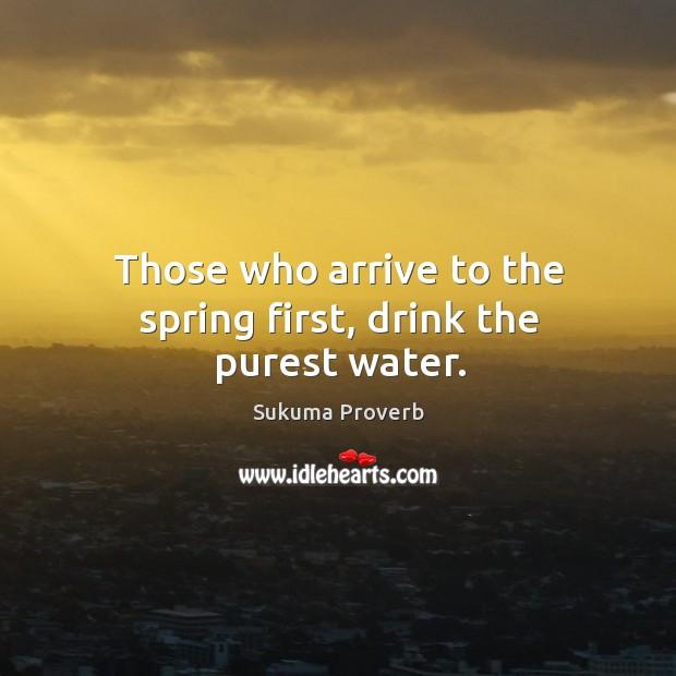 Sukuma Proverbs