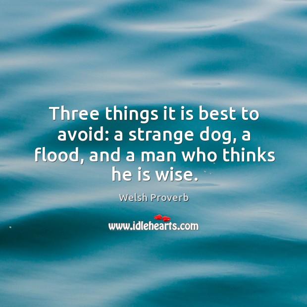 Image, Three things best to avoid