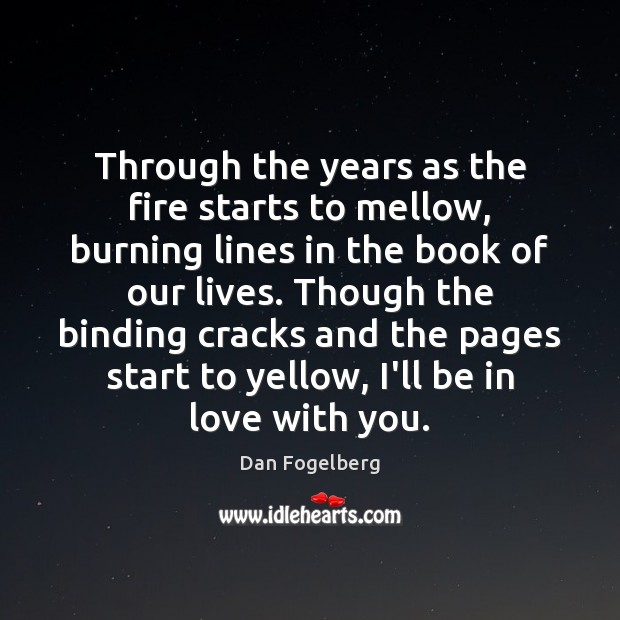 Picture Quote by Dan Fogelberg