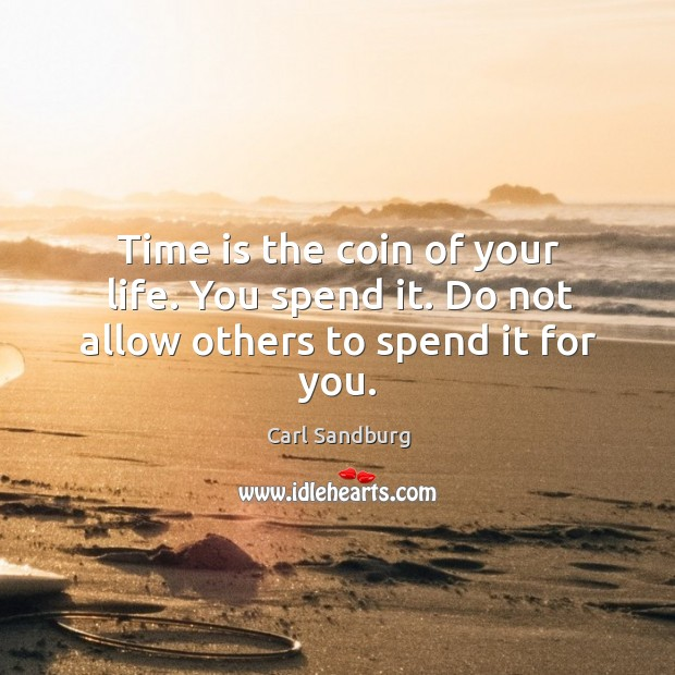 Picture Quote by Carl Sandburg