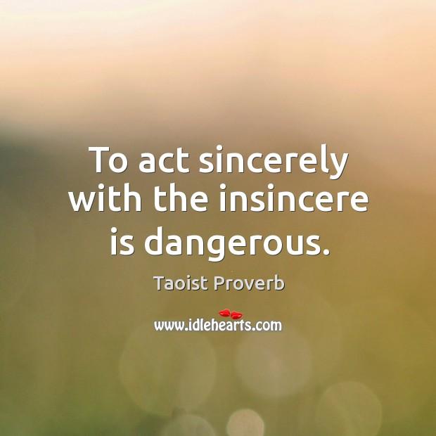 Taoist Proverbs