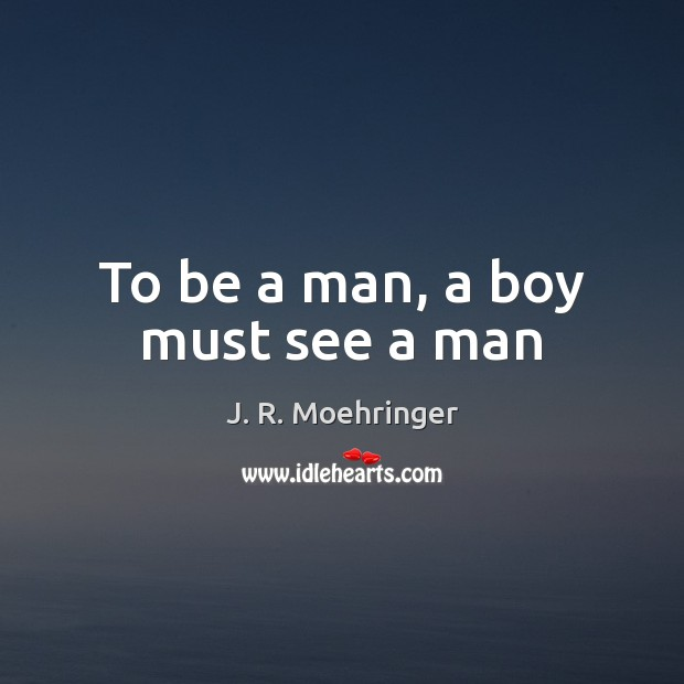 Picture Quote by J. R. Moehringer
