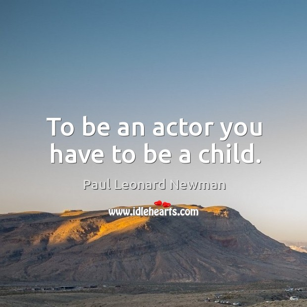 Picture Quote by Paul Leonard Newman