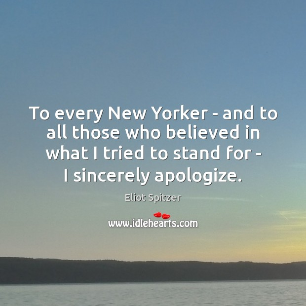 Image, To every New Yorker – and to all those who believed in