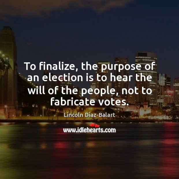 Picture Quote by Lincoln Diaz-Balart