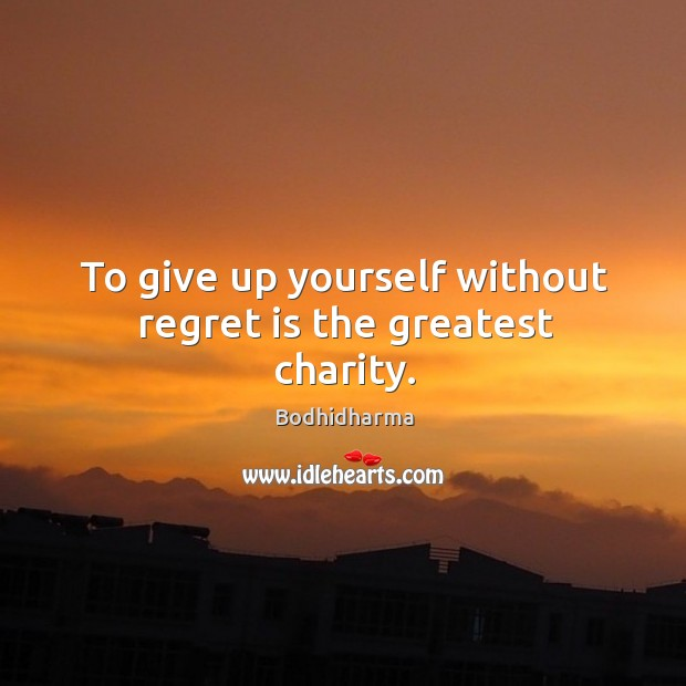 Regret Quotes