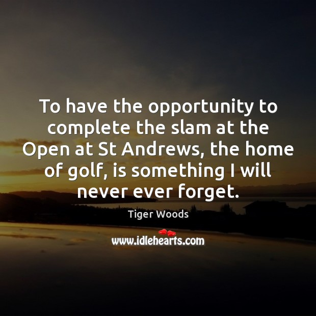 Opportunity Quotes Image