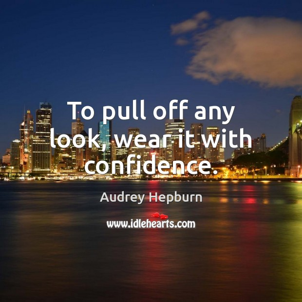 Picture Quote by Audrey Hepburn