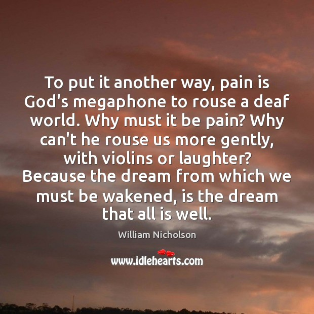 Where Is God When It Hurts Quotes: Quotes About Deaf / Picture Quotes And Images On Deaf